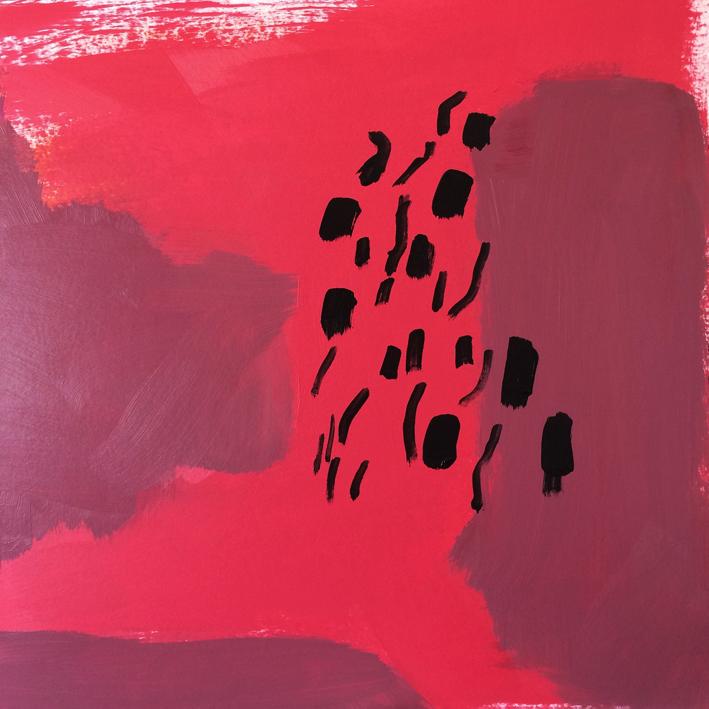 Artwork - Midsummer acrylic on card Drawing | Stephen Robson - acrylic on card