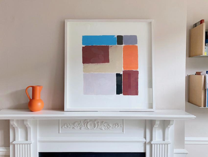 Artwork - Cadiz Oil on Paper Painting | Stephen Robson | Buy Today! - Oil on Paper