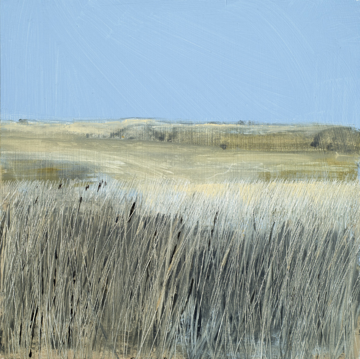 Artwork - Dunes Oil, graphite Painting | Stephen Robson - Oil, graphite