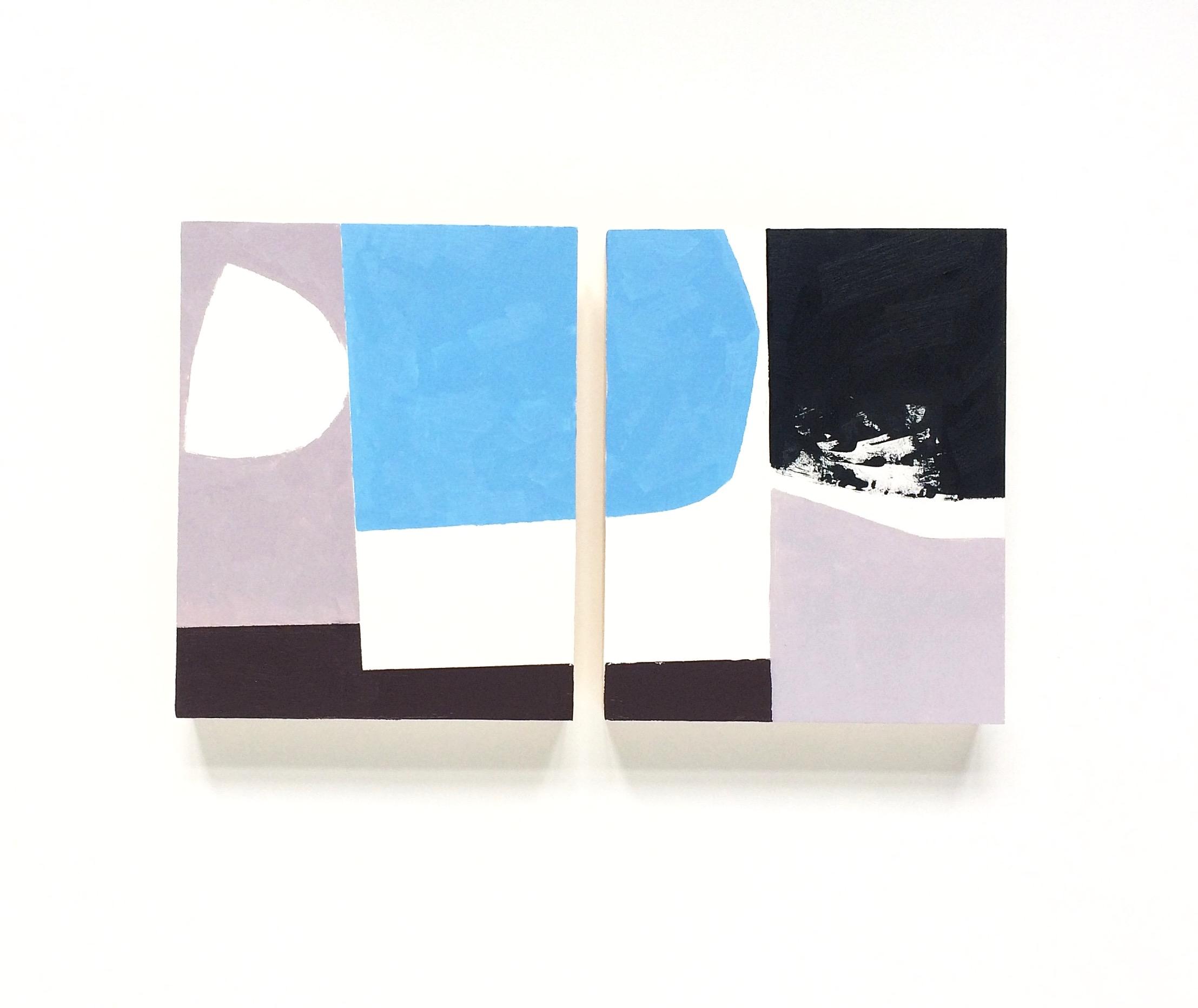 Artwork - Landline oil on panel Painting | Stephen Robson | Buy Today! - oil on panel