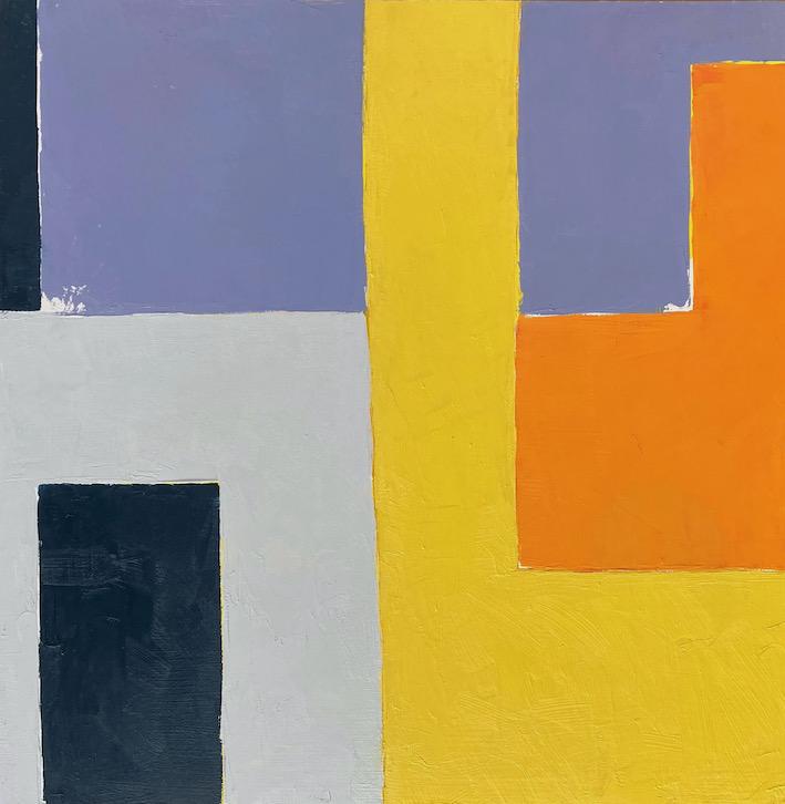 Artwork - Seville oil on panel Painting | Stephen Robson - oil on panel