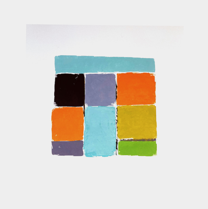 Artwork - Sunday Oil on Paper Painting | Stephen Robson | Buy Today! - Oil on Paper
