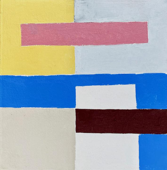 Artwork - Wrap oil on panel Painting | Stephen Robson - oil on panel