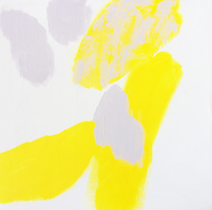 Artwork - Botanic Garden8 Oil and acrylic Painting | Stephen Robson - Oil and acrylic