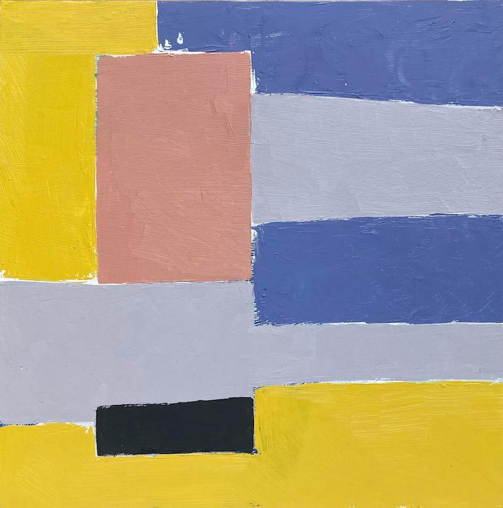 Artwork - Postscript oil on panel Painting | Stephen Robson - oil on panel