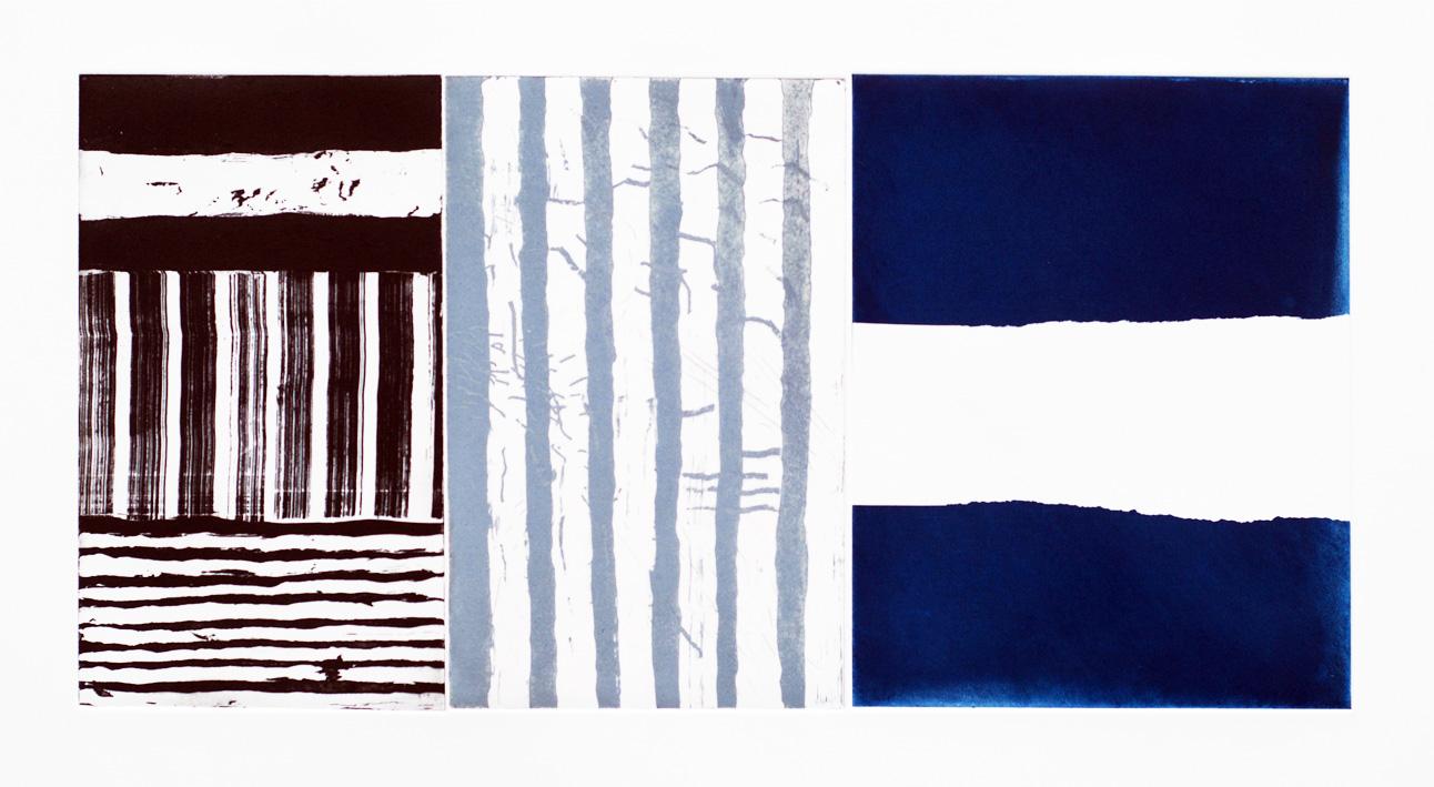 Artwork - Gap Etching Print | Stephen Robson | Buy Today! - Etching