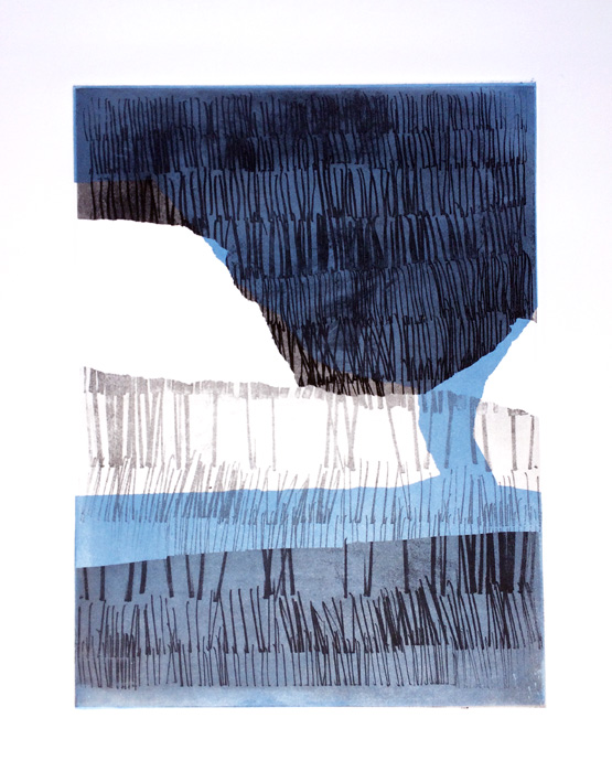 Artwork - Land Series etching Print | Stephen Robson | Buy Today! - etching