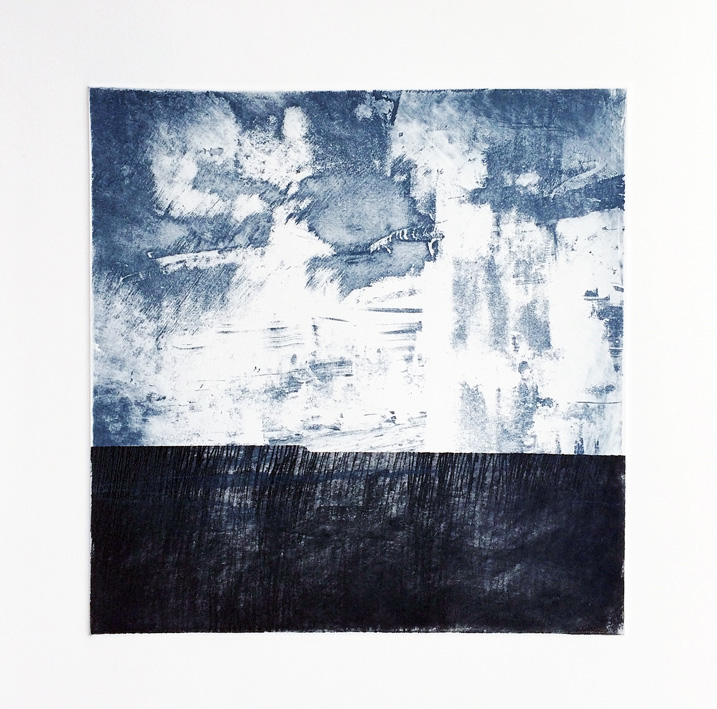 Artwork - Headland Etching Print | Stephen Robson | Buy Today! - Etching