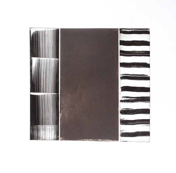 Artwork - Shutters Etching Print | Stephen Robson - Etching